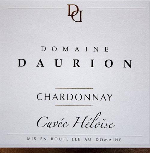 Cuvée Héloise – Chardonnay