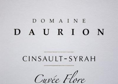 Cuvée Flore – Cinsault Syrah
